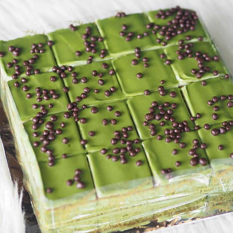 Chifon Green Tea