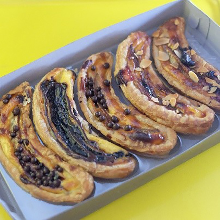Pie Pisang Besar