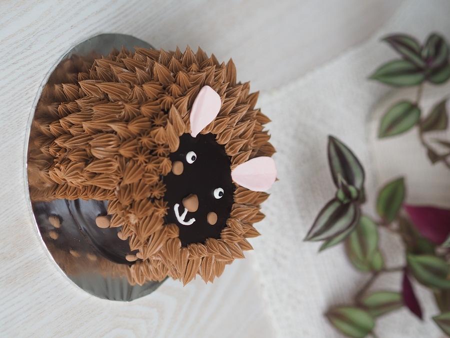 Karakter Cake Mouse 12cm