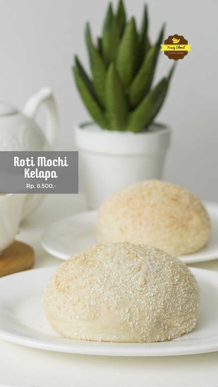Roti Mochi Kelapa