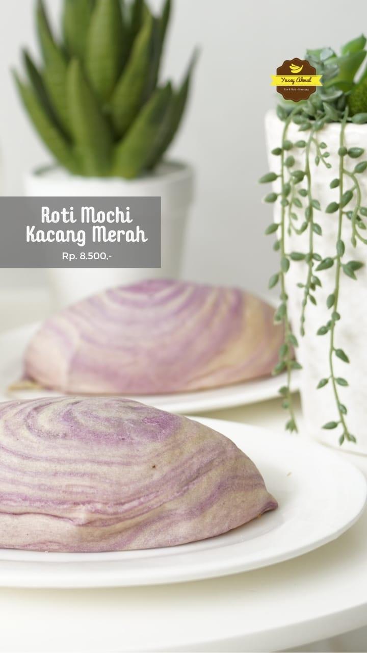 Roti Mochi Kacang Merah