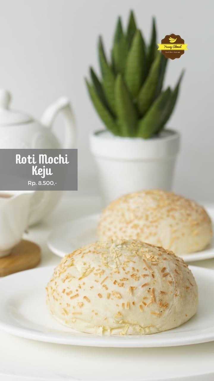 Roti Mochi Keju